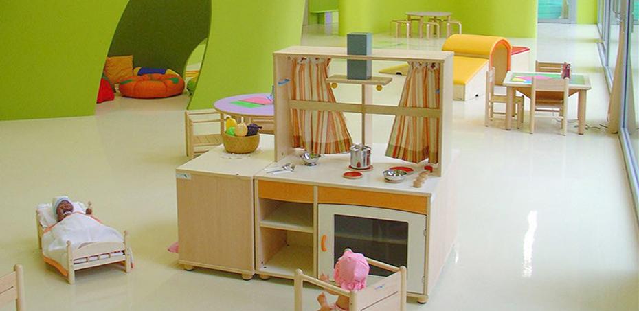 Arredi per nido e scuola dell 39 infanzia for Arredi per alberghi e hotel