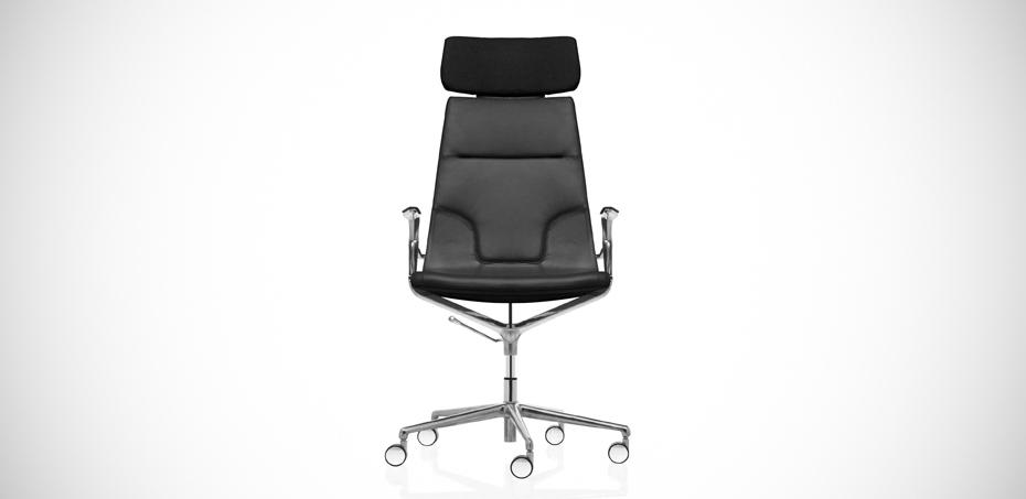 Seduta Ufficio Design Elle System di EmmeGi, design Luca ...