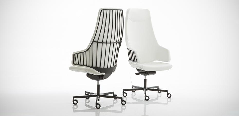 Poltrona per ufficio design italia di luxy design for Sedie design italia