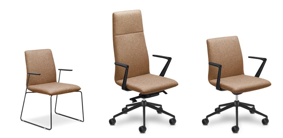 Line poltrona manageriale design per ufficio di Sitland