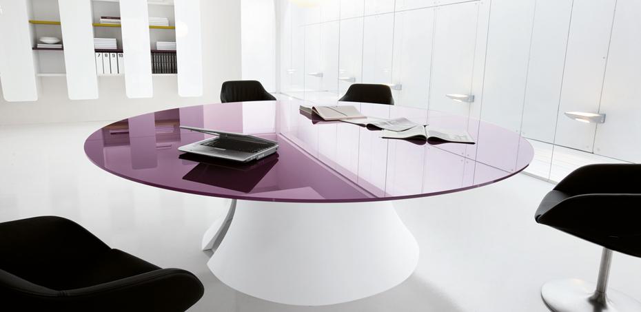 Tavolo riunione design Ola Di Martex