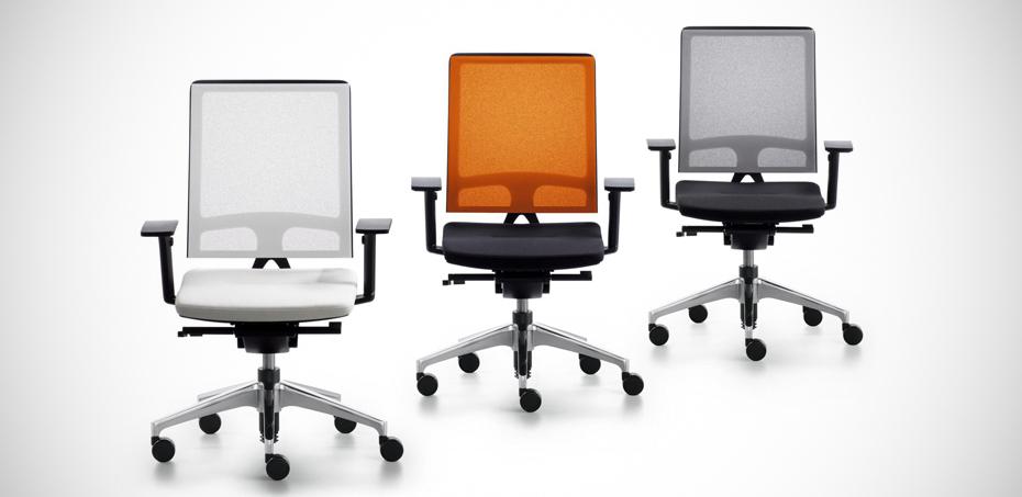 Fabulous sedia open mind sedus with sedie ufficio design for Sedie vitra ufficio