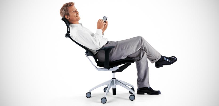 poltrona direzionale per ufficio open up di sedus. Black Bedroom Furniture Sets. Home Design Ideas
