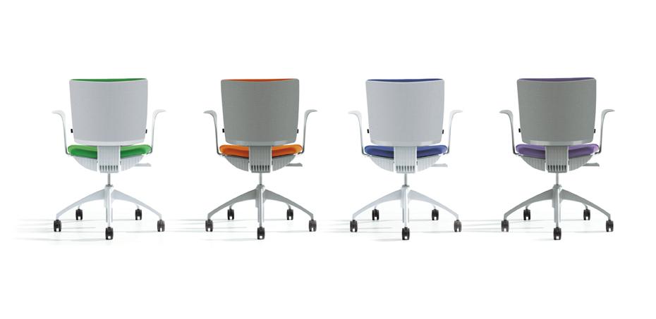 Seduta Operativa Ufficio Pixel di Luxy, Stefano Getzel Design