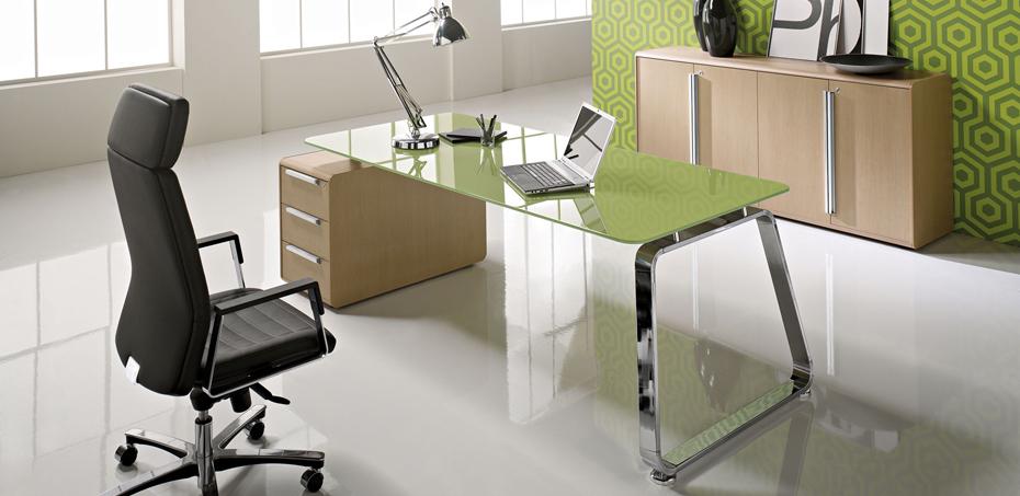 Seventies scrivania design di Las Mobili, Nikolas Chachamis