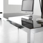 Ivm scrivanie ufficio compra gli arredi dal rivenditore for Scrivanie direzionali moderne