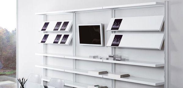 Librerie E Scaffali Economici.Librerie Ufficio Di Design Firmato Configurazioni Di Grande Eleganza