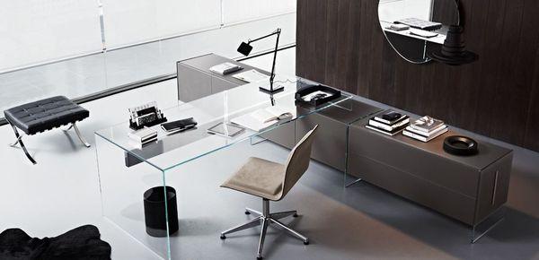 Scrivanie design firmate dai migliori designer internazionali for Scrivania design