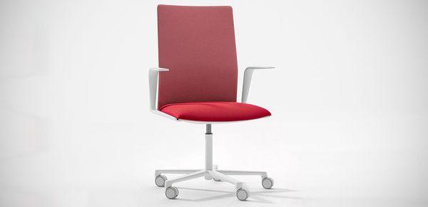 Sedie E Sedute Per Ufficio.Sedie Ufficio Design E Poltrone Manageriali A Norma