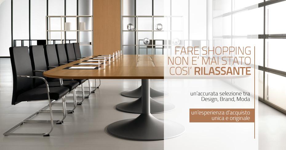 Mobili per ufficio arredi ergonomici arredamento uffici for Dau srl design arredo ufficio